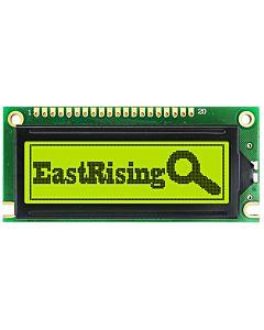 Yellow Green 122x32 Graphic LCD Display Module