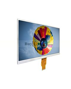 LVDS 10.1 inch 1024x600 LCD Display Panel,Optional Touch Panel Screen