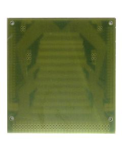 Adaptor Board Used with 8051 Microcontroller Development Board
