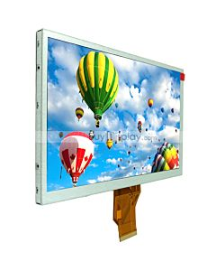 9 inch TFT LCD Display Module Screen WVGA 800x480 AT090TN10 AT090TN12