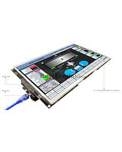 10.1寸TFT LCD彩色液晶显示模块/带RA8876控制板/Arduino开发板/Mega/Due/Uno