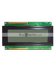 LCD2004/20x4单色字符型LCD液晶显示模块/模组/白底蓝黑字