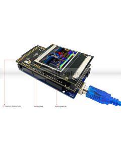 2寸TFT LCD彩色液晶显示模块/带转接板/Arduino开发板/ Mega/Due/Uno