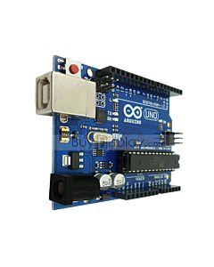 UNO R3/Arduino开发板/学习板/ATmega328P单片机/含USB连接线