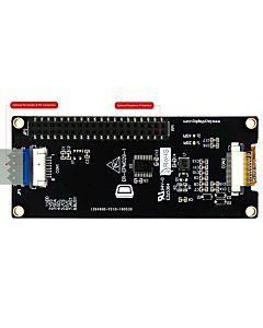 ARDUINO/树莓派2.9英寸电子墨水屏白底红字带控制器SSD1675A