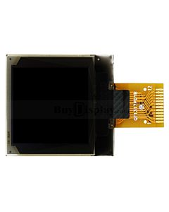 Square White 0.96 inch 96x96 OLED Display Screen SSD1317 SPI