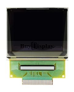 SPI 1.45 inch 160x128 Full Color RGB OLED Display Panel Free View