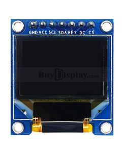Full Color 0.95 inch Arduino,Raspberry Pi OLED Display Module 96x64