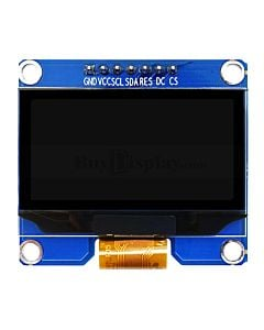 Serial SPI I2C Blue 1.5