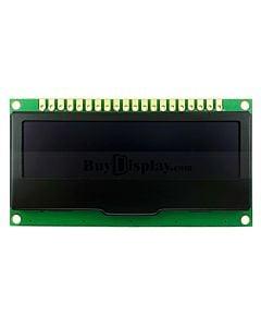 蓝色2.2寸OLED显示屏/显示模块/12832/128x32点阵配转接板