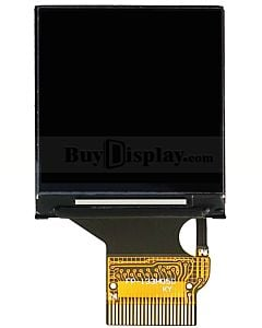 1.3 inch TFT LCD Display IPS Panel Screen 240x240 for Smart Watch