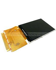 3.2寸TFT LCD彩色液晶显示模块/240x320点阵彩屏模组/并口