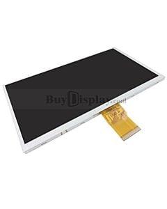 9寸TFT LCD彩色液晶显示屏/800x480点阵彩屏模块/可配触摸屏/EK9716