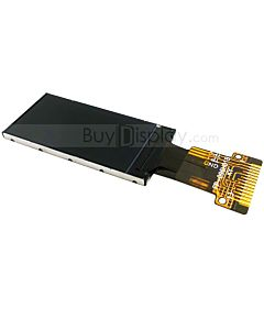 0.96in TFT Display Module IPS Screen SPI HD Full Color LCD 80x160 ST7735 Drive