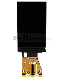 1.14 inch TFT LCD Display IPS Panel Screen 135x240 for Smart Watch