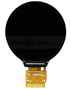 1.28'' IPS TFT LCD Display 240x240 Round Circle Screen for Smart Watch