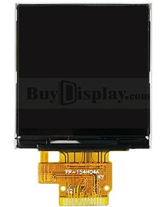 1.54 inch TFT LCD Display IPS Panel Screen 240x240 for Smart Watch