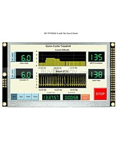 "LCD 5""SSD1963 TFT Module,Optional Touch Screen Display 800x480 MCU"