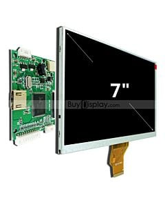 Touch TFT LCD Display 7