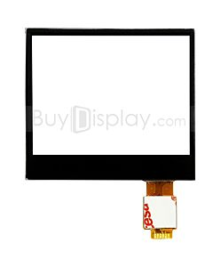 2.3 inch Capacitive Touch Panel Screen with Controller FT6236