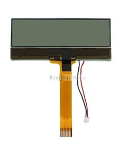 1602 COG LCD Module 16x2 Display Character NT7603 Black on White