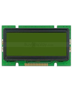 Display Character 12x2 LCD Module Datasheet HD44780 Black on YG