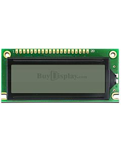 Wide View Angle 122x32 Graphic LCD Disiplay Module