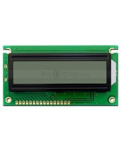 Controller HD44780 2x16 Character LCD Module Display Black on White
