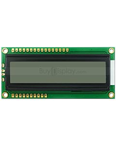 LCD Bezel 16x2 Serial Display Module Character,ST7070,High Contrast