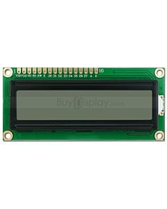 3.3V/5V LCD Module 16x2 1602 Character Display I2C Arduino Wide View