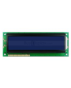 3.3V or 5V Blue Arduino 16x2 Character LCD Display Module I2C