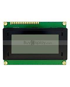 Arduino LCD 16x4 I2C Character Display Module Wide View Angle