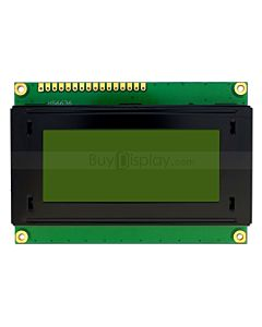 3.3V or 5V Display LCD 16x4 Arduino Connection HD44780 I2C Character