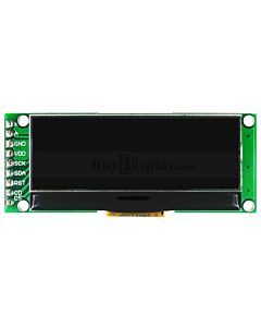 2 inch Black 192x64 Graphic LCD Display Module,UC1609,SPI for Arduino