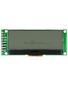 2.0寸LCD19264液晶屏/LCM192x64图形点阵模块/白底黑字/UC1609C/4SPI