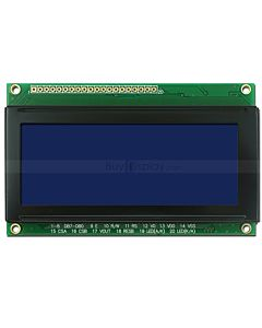 3.3寸LCD19264液晶屏/LCM192x64图形点阵液晶模块/蓝底白字