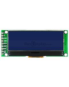 2.0寸LCD19264液晶屏/LCM192x64图形点阵模块/蓝底白字/UC1609C/4SPI