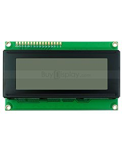 Arduino Code LCD 20x4 I2C Character Display Module Wide View Angle