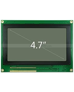 Touch Graphics LCD Display 240x128 Module T6963 Compatible RA6963