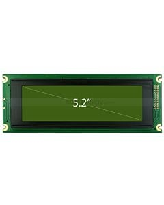 240x64 RA6963 Compatible T6963C LCD 24064 Display Graphic Module