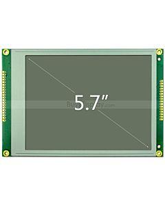 5.7寸LCD320240工控液晶屏/LCM320x240图形点阵液晶模块/白底黑字