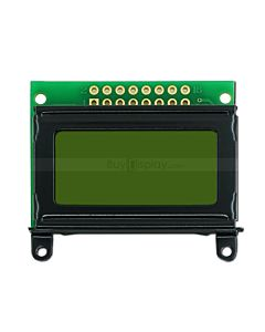 Character Display LCD 8x2 Arduino Module HD44780 Array LED Backlight