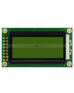 5V or 3.3V I2C Arduino Display 8x2 802 Character LCD Module Display