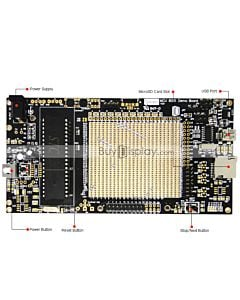8051单片机开发板/学习板/测试板/用于LCD彩色液晶屏模块ER-TFT040-1