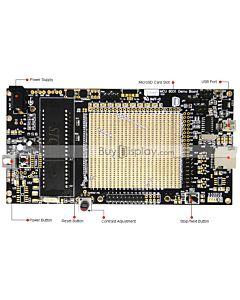 8051单片机开发板/学习板/测试板/用于LCD液晶屏模块ERM24064-1系列