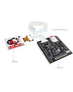 1.54英寸黑红电子墨水屏/配套Arduino转接板/200x200分辨率/SSD1681