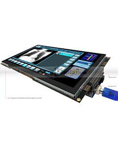 9寸TFT LCD彩色液晶显示模块/带RA8875控制板/Arduino开发板/Mega/Due/Uno