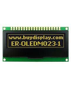 SPI I2C Yellow 2.2