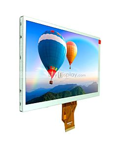 8 inch TFT LCD Display Module Screen WVGA 800x480 AT080TN64 AT080TN52