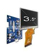 3.5 inch Display TFT LCD Module in 320x240,Video AV Driver Board